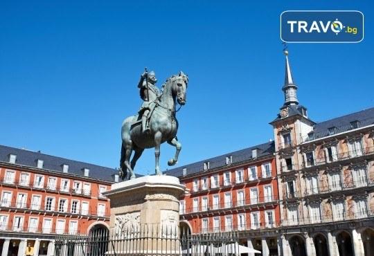 Самолетна екскурзия до Мадрид с Дари Травел! Самолетен билет, 3 нощувки със закуски в хотел 3*, водач, пешеходна обиколка и възможност за 1 ден в Толедо - Снимка 2