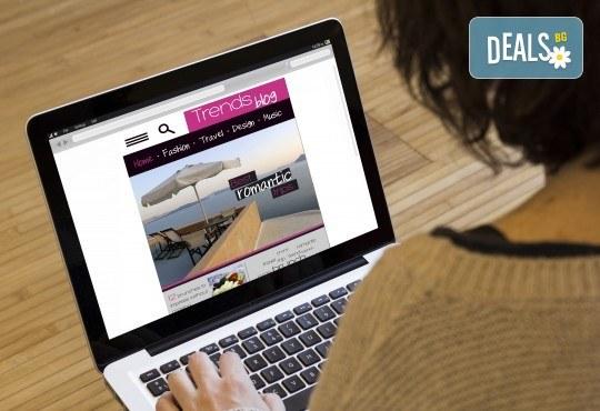 Изработка на фирмен уеб сайт от Webness