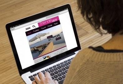 На супер цена - изработка на фирмен уеб сайт от Webness! - Снимка