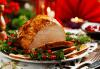 Коледно меню за 10 човека с цял печена пуйка, дърпано свинско месо, салати и чийзкейк от кулинарна работилница Деличи! - thumb 3