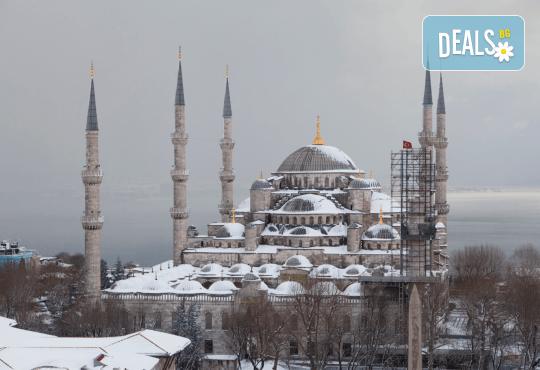 Нова година в Истанбул! Yaztur Hotel 3*: 3 нощувки, 3 закуски, Новогодишна Гала вечеря в Гар Вариете, транспорт! На супер цена до изчерпване на местата! - Снимка 5