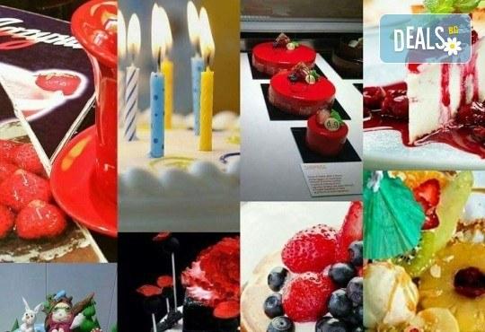 Баварска шоколадова торта с ягоди - 1кг ики 2кг. от сладкарница Лагуна! - Снимка 11