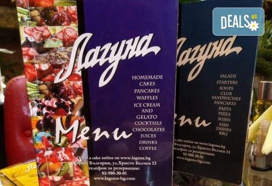 Баварска шоколадова торта с ягоди - 1кг ики 2кг. от сладкарница Лагуна! - Снимка 10