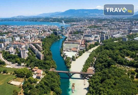 Екскурзия до Париж през Швейцария с България Травел! 7 нощувки със закуски, транспорт и Прага, Париж, Страсбург, Женева, Монтрьо, Милано - Снимка 12