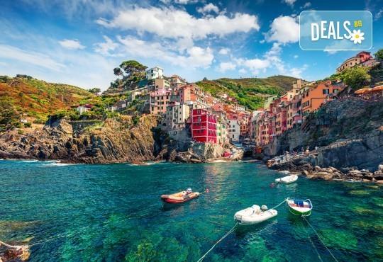 Италия, Френската ривиера и Лигурия, 2020-та: 5 нощувки със закуски, транспорт и водач