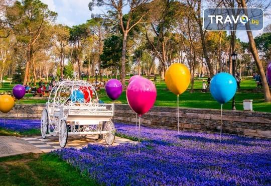 Посетете прелестния Фестивал на лалето през пролетта в Истанбул! 3 нощувки със закуски в хотел 3*, транспорт и посещение на Одрин - Снимка 3