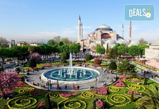 Посетете прелестния Фестивал на лалето през пролетта в Истанбул! 3 нощувки със закуски в хотел 3*, транспорт и посещение на Одрин - Снимка 9
