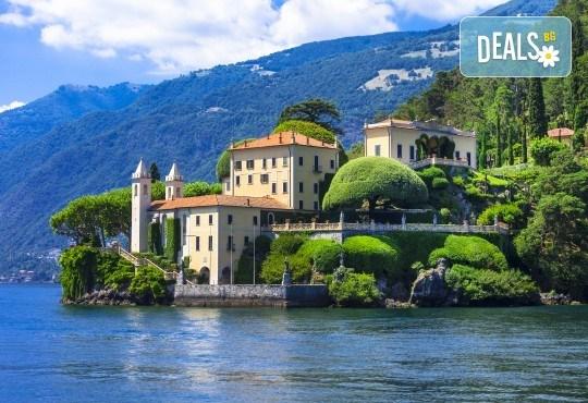 Вижте Италия и езерата на Алпите с Дари Травел! Самолетен билет, 4 нощувки със закуски в хотел 3/4*, водач и програма в Милано с екскурзовод на български език - Снимка 6