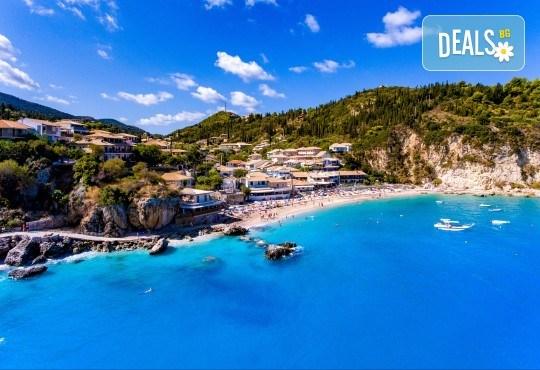 Лятна почивка на остров Лефкада! 5 нощувки със закуски и вечери, транспорт и водач - Снимка 6
