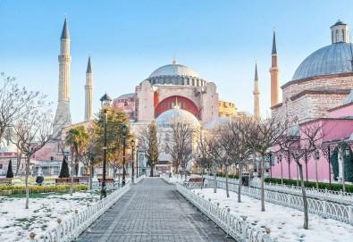 Зимна приказка в Истанбул и Одрин със Запрянов Травел! 2 нощувки със закуски, транспорт, водач и посещение на търговски комплекс - Снимка