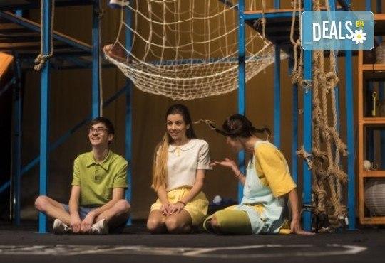 На театър с децата! Гледайте Пипи на 18.01. от 11ч. в Театър София, билет за двама - Снимка 7