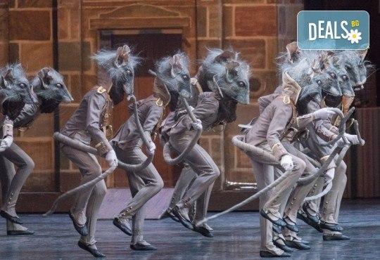 Ексклузивно в Кино Арена! Любимия на всички балет от Чайковски Лешникотрошачката, спектакъл на Кралската опера в Лондон, на 4.01. и 5.01. в кината в София и страната - Снимка 4
