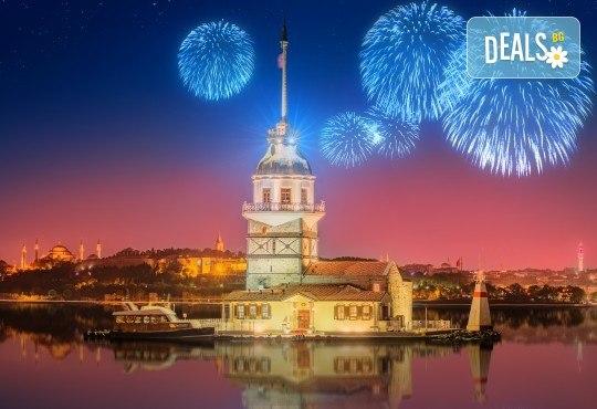 Last minute! Нова година в Истанбул с АБВ Травелс! 3 нощувки със закуски, Новогодишна вечеря по избор, транспорт, водач и пешеходна обиколка в Истанбул - Снимка 3
