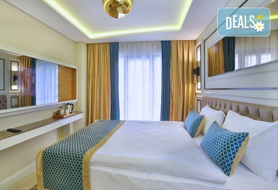 Last minute! Нова година в Истанбул с Дениз Травел! 3 нощувки със закуски в Beethoven Hotel İstanbul4*, възможност за транспорт - Снимка 4