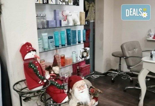 Поставяне на копринени или диамантени мигли чрез метод по избор - косъм по косъм или 3D в салон за красота Неви в Центъра! - Снимка 7