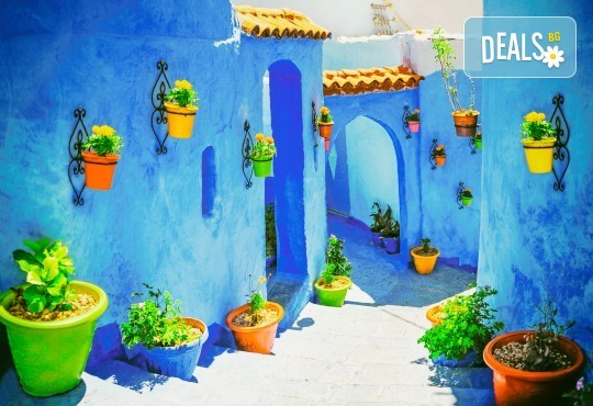 Екскурзия до Мароко: самолетен билет, 6 нощувки, закуски и вечери, всички трансфери, водач