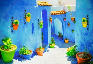 Екскурзия до Мароко с България Травъл! Самолетен билет, 6 нощувки със закуски и вечери, трансфери и туристически програми в Маракеш, Казабланка, Фес, Шефшауен,Танжер! - Снимка