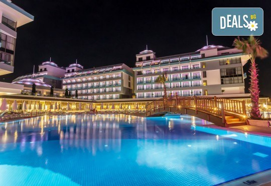 Last minute! Нова година в Анталия в Sensitive Premium Resort & Spa 5*, Белек! 4 нощувки на база Ultra all Inclusive + Новогодишна гала вечеря, собствен транспорт - Снимка 1