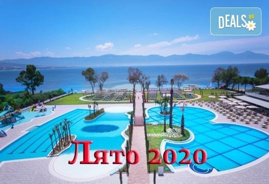 Ранни записвания за Лято 2020 в Кушадасъ с Belprego Travel! Почивка в Amara Sealight Elite 5* със 7 нощувки на база Ultra All Inclusive, възможност за транспорт - Снимка 1