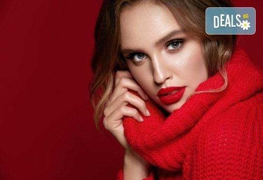 Професионален грим с висок клас козметика на Kryolan, Christian Dior или Huda Beauty във Beauty Home by Megan Lashes! - Снимка 2