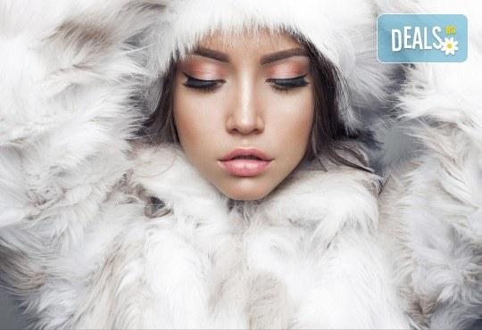 Професионален грим с висок клас козметика на Kryolan, Christian Dior или Huda Beauty във Beauty Home by Megan Lashes! - Снимка 1