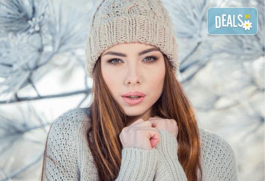 Професионален грим с висок клас козметика на Kryolan, Christian Dior или Huda Beauty във Beauty Home by Megan Lashes! - Снимка 4