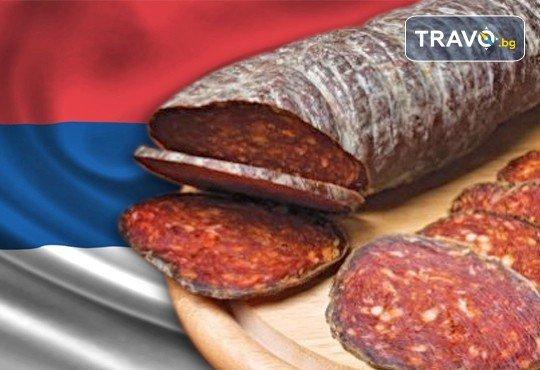 Екскурзия за 1 ден през януари до Фестивала на пегланата колбасица в Пирот - транспорт и водач от Рикотур! - Снимка 1