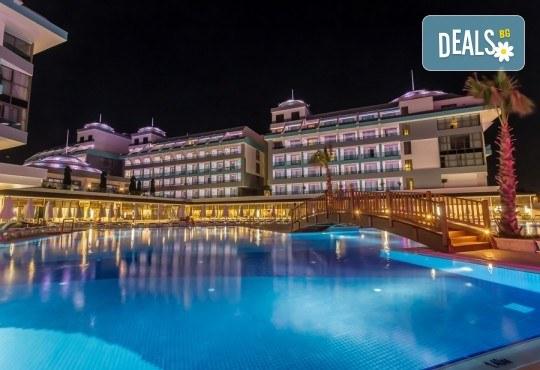 Ранни записвания за лято 2020 в Анталия! 7 нощувки на база Ultra all Inclusive в хотел Sensitive Premium Resort & Spa 5*, Белек, възможност за транспорт - Снимка 13