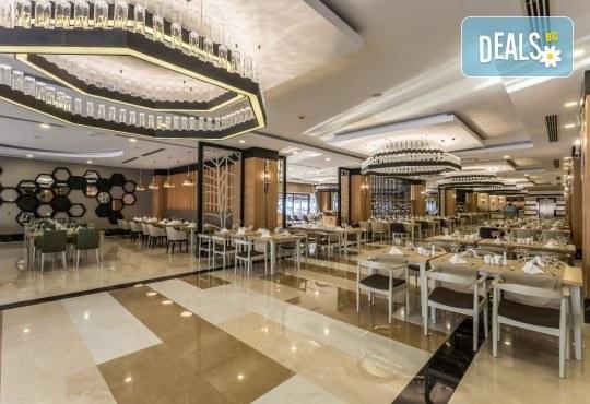 Ранни записвания за лято 2020 в Анталия! 7 нощувки на база Ultra all Inclusive в хотел Sensitive Premium Resort & Spa 5*, Белек, възможност за транспорт - Снимка 5