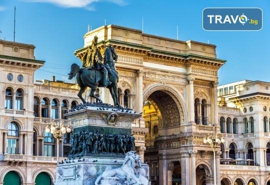 Вижте Милано и Перлите на Френската ривиера с Дари Травел! 4 нощувки със закуски, самолетни билети с летищни такси, водач и обиколки в Милано, Сан Ремо, Генуа - Снимка 10