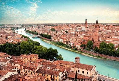 Екскурзия до Италия - Верона и Милано, с полет от Варна! Самолетен билет, 3 нощувки със закуски, водач, обиколки в Милано и Верона, по желание посещение на Венеция - Снимка