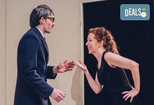 Две комедии на Уди Алън и Нийл Саймън - ''Олд Сейбрук'' и ''Последният страстен любовник'' гледайте на 18.01. от 19 ч. в Театър ''София'', билет за един! - Снимка 1