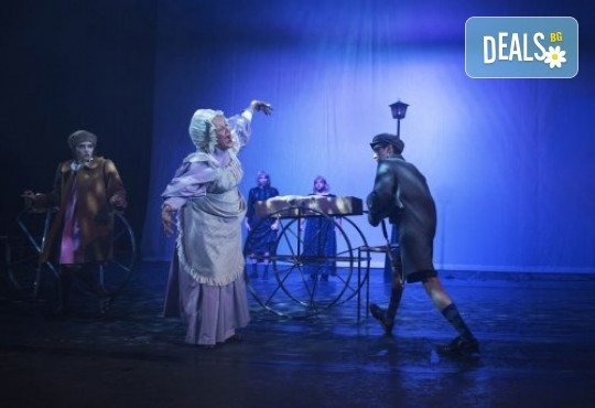 Глядайте с децата! Мери Попинз на 26.01. неделя от 11.00 ч. в Театър ''София'', билет за двама! - Снимка 4