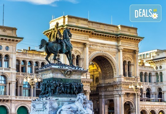 Самолетна екскурзия до Милано, Генуа и Френската ривиера на супер цена! 3 нощувки със закуски, самолетен билет и летищни такси, водач от Дари Травел! - Снимка 10