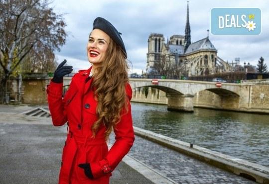 Подарете си за 8 март самолетна екскурзия до Париж, полет от Варна! 3 нощувки със закуски в хотел 3*, билет, трансфер и летищни такси, от Дари Травел! - Снимка 11