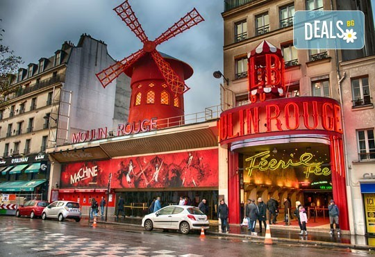 Подарете си за 8 март самолетна екскурзия до Париж, полет от Варна! 3 нощувки със закуски в хотел 3*, билет, трансфер и летищни такси, от Дари Травел! - Снимка 3