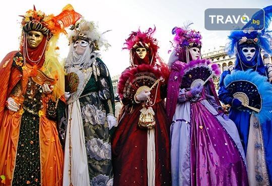 За Свети Валентин - на карнавал във Венеция, Италия, с Абела Тур! 3 нощувки със закуски, самолетен билет и летищни такси, индивидуално пътуване - Снимка 3
