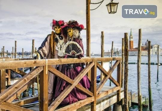 За Свети Валентин - на карнавал във Венеция, Италия, с Абела Тур! 3 нощувки със закуски, самолетен билет и летищни такси, индивидуално пътуване - Снимка 7