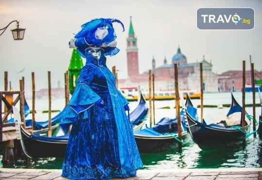 За Свети Валентин - на карнавал във Венеция, Италия, с Абела Тур! 3 нощувки със закуски, самолетен билет и летищни такси, индивидуално пътуване - Снимка 2