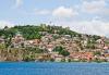 Почивка край брега на Охридското езеро през лятото! 5 нощувки със закуски и вечери във вила Ловец, транспорт и посещение на Скопие - thumb 6