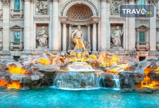 Самолетна екскурзия до Рим, Италия, с Абела Тур! 3 нощувки със закуски в хотел 3*/4*, самолетен билет, летищни такси, трансфери, индивидуално пътуване - Снимка 4
