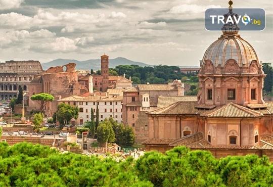 Самолетна екскурзия до Рим, Италия, с Абела Тур! 3 нощувки със закуски в хотел 3*/4*, самолетен билет, летищни такси, трансфери, индивидуално пътуване - Снимка 3