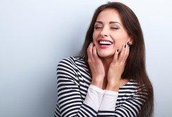 Фотополимерна пломба, преглед, план на лечение и почистване на зъбен камък в Дентален кабинет д-р Маринашева - Снимка