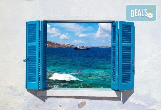 Почивка на остров Миконос - перлата на Цикладите! 4 нощувки със закуски, самолетен билет, салонен багаж и трансфер - Снимка 4