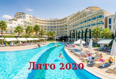 Ранни записвания за Лято 2020 в Кушадасъ, с BELPREGO Travel! Почивка в Sealight Beach Resort 5*: 7 нощувки Ultra All Inclusive, възможност за транспорт - Снимка
