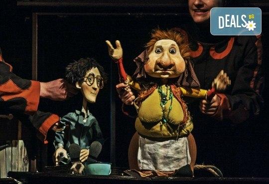 """Театър за двама! """"Каша за душата, или коледното джудже в бакалницата"""" по Х. К. Андерсен на 8-ми февруари (събота), 11 часа в Младежки театър Николай Бинев - Снимка 7"""