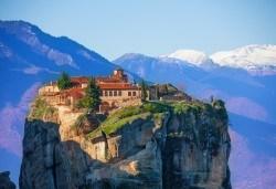 Екскурзия през март до Солун, Науса и феномена Метеора! 2 нощувки със закуски на Олимпийската ривиера, транспорт и водач - Снимка