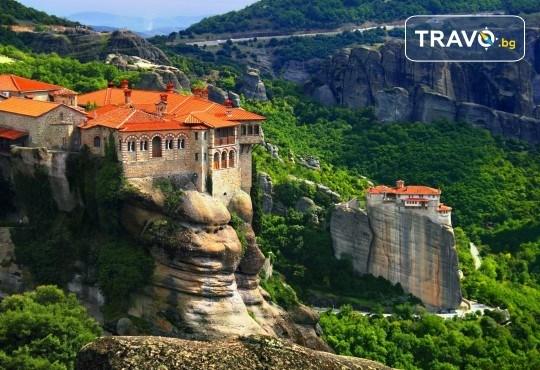 Екскурзия през март до Солун, Науса и феномена Метеора! 2 нощувки със закуски на Олимпийската ривиера, транспорт и водач - Снимка 2