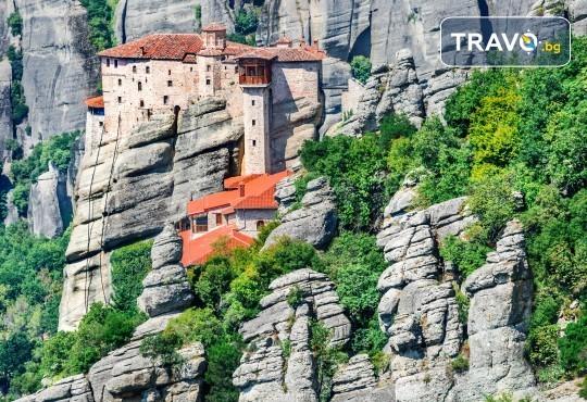 Екскурзия през март до Солун, Науса и феномена Метеора! 2 нощувки със закуски на Олимпийската ривиера, транспорт и водач - Снимка 4