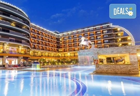Ранни записвания за почивка в Анталия, Турция, през май! 7 нощувки на база Ultra all Inclusive в хотел хотел Senza The Inn Resort & Spa 5* Алания, възможност за транспорт - Снимка 1